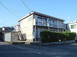 静岡県沼津市松沢町の賃貸アパートの外観