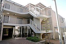 広尾レジデンスA棟[2階]の外観
