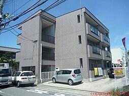 兵庫県伊丹市昆陽南2丁目の賃貸マンションの外観