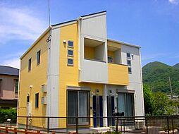 フィールド・イン湯川II C棟[2階]の外観