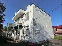 ハイツキャロル[1階]の外観