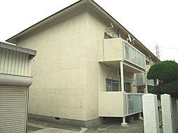 マンション栄[2階]の外観