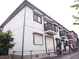 佐倉パークハイム[1階]の外観