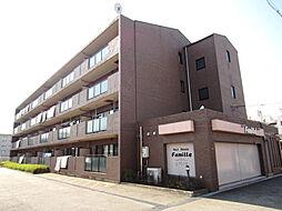 ア・コテ・ドゥ・シャトーさくら[202号室]の外観