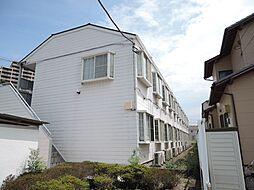 サンポップ新松戸[1階]の外観