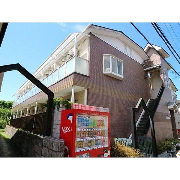 奈良県奈良市南紀寺町3丁目の賃貸アパートの外観