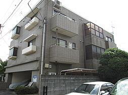 埼玉県新座市あたご3丁目の賃貸マンションの外観