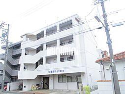 愛知県名古屋市瑞穂区石田町1の賃貸マンションの外観