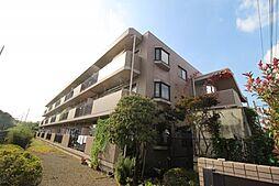 東京都東久留米市中央町1丁目の賃貸マンションの外観