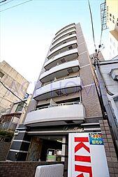 ドゥエリング桜川[507号室号室]の外観