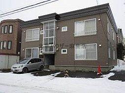 マンションオークA[2階]の外観