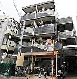 大阪府寝屋川市美井町の賃貸マンションの外観