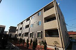 愛知県名古屋市中川区上脇町1丁目の賃貸アパートの外観