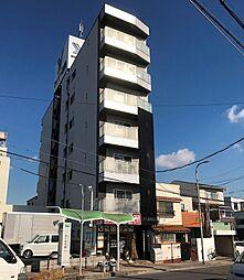 大阪府大阪市住吉区遠里小野5丁目の賃貸マンションの外観
