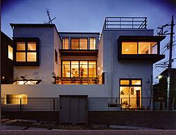 [一戸建] 東京都杉並区荻窪3丁目 の賃貸【/】の外観