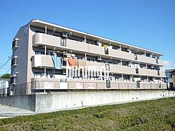 クリアビュー大富士[2階]の外観