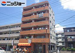 マンションSOLEC[3階]の外観