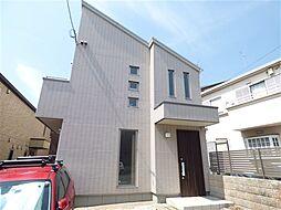 [テラスハウス] 兵庫県神戸市灘区篠原北町1丁目 の賃貸【/】の外観