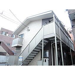 東京都葛飾区四つ木4丁目の賃貸アパートの外観