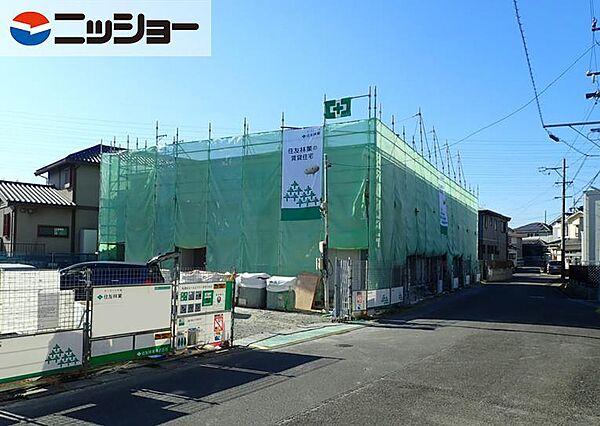 仮)豊明市栄町大蔵下新築計画[1階]の外観