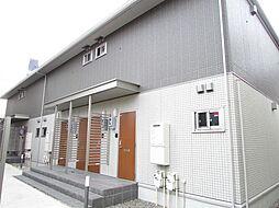 メイユール安良田[1階]の外観