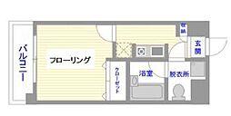 ダイナコートエスタディオ平尾[7階]の間取り