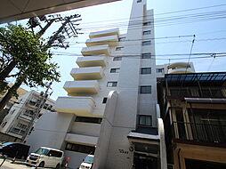 コーポST[5階]の外観