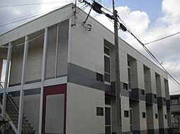 レオパレスアイランドII[1階]の外観