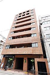 大阪府吹田市江坂町1の賃貸マンションの外観