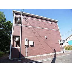 奈良県北葛城郡広陵町疋相の賃貸アパートの外観