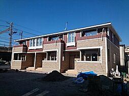 和歌山県和歌山市源蔵馬場2丁目の賃貸アパートの外観