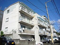 宮城県仙台市青葉区旭ケ丘3丁目の賃貸マンションの外観
