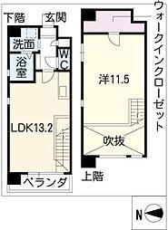 丸の内スクエア[3階]の間取り