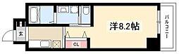 仮)熱田区波寄町マンション 2階1Kの間取り