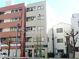 兵庫県神戸市東灘区住吉宮町3の賃貸マンションの外観