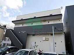 ビータス筥松2番館[2階]の外観