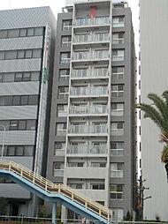 大阪府堺市堺区中安井町3丁の賃貸マンションの外観