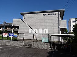 プラコート鴻之台[1階]の外観