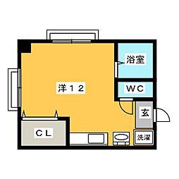 川越富洲原駅 4.5万円