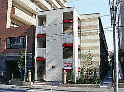 埼玉県戸田市下前1丁目の賃貸マンションの外観