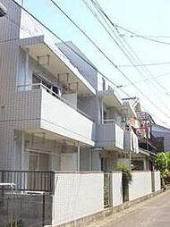 神奈川県川崎市高津区下作延1丁目の賃貸マンションの外観