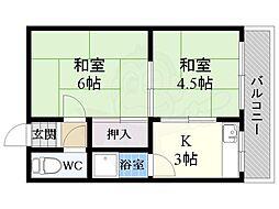 道明寺駅 1.7万円