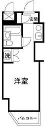 レスティー藤沢第1[1階]の間取り