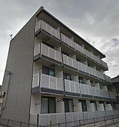 広島県福山市西桜町1丁目の賃貸アパートの外観
