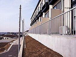 レオパレスソレイユII[2階]の外観