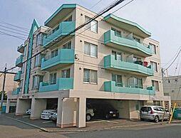 北海道札幌市西区山の手二条6丁目の賃貸マンションの外観