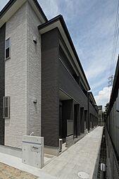 [テラスハウス] 愛知県名古屋市中川区東起町1丁目 の賃貸【/】の外観