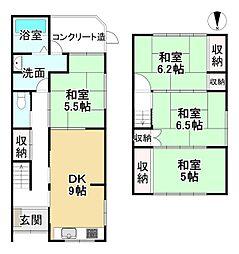 西京極駅 1,300万円
