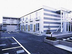 レオパレスサンガーデン[1階]の外観