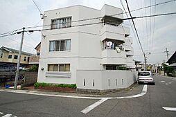 愛知県名古屋市千種区赤坂町5丁目の賃貸マンションの外観